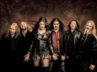 Nightwish valmistautuu uuden levyn nauhoituksiin.