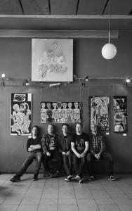 Seed Husk on lahjakas bändi Jyväskylästä.