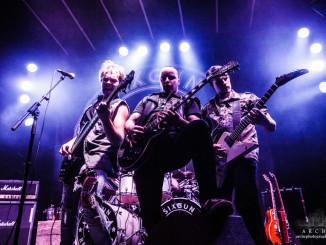 Sixgun Renegades on todella lupaava uusi nimi Suomen bändikartalla.