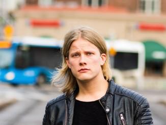 Matti on uusi laulaja-lauluntekijä, jonka tuore singlebiisi on saanut hyvän vastaanoton.  Kuva: Antti Kemppainen