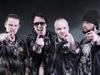 Sixgun Renegades on rockbändi Espoosta. Niko Räty kuvassa toinen oikealta.