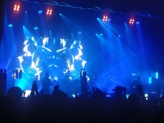 The Rasmus veti maailmanluokan show'n Lontoossa.